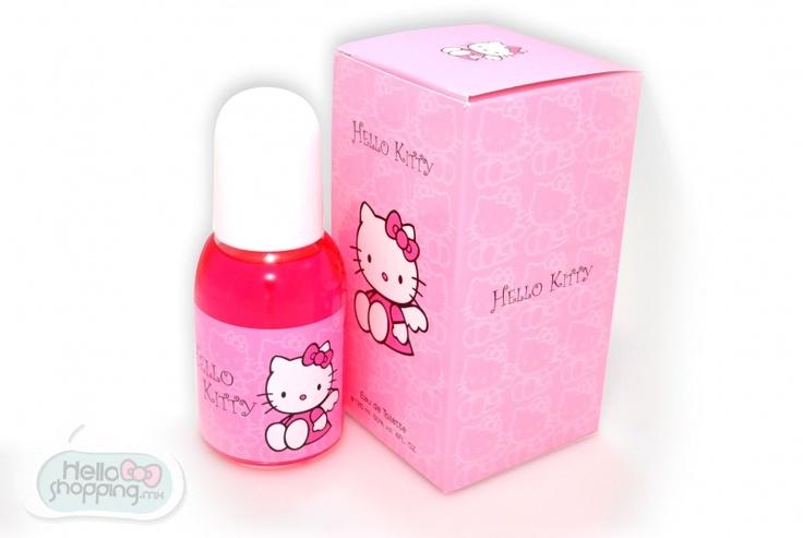 Hello Kitty: Perfume $99.00  Contiene: 120 ml