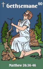 Lesson: The Garden of Gethsemane