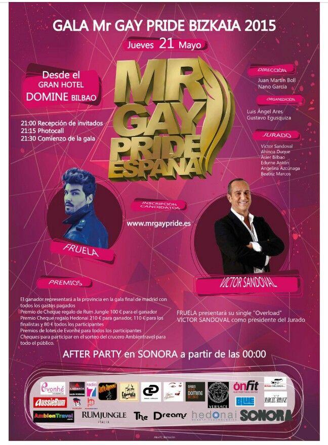 Las Denas actuarán en la gala Mr Gay Prode Bizkaia 2015 en el Hotel Dominé Bilbao