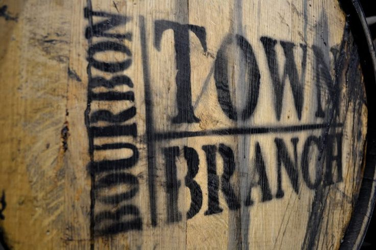 Town Branch Distillery, Lexington, KY (Лексингстонская пивоварня Оллтек, Кентукки)