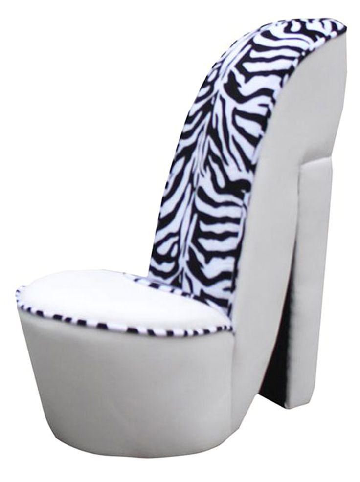 High Heel Shoe Chair For Sydneyu0027s Room