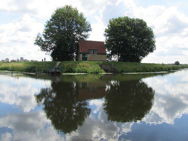 Bossche Broek bij 's-Hertogenbosch.