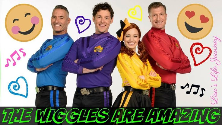 THE WIGGLES ARE AMAZING || September 28 - 30, 2017 #thewiggles #thewigglesareamazing #wigglesshow #wiggleslive #wiggles2017 #familyvlogs #youtubevlogs #vlogs #youtube #family #motherhood #toddler