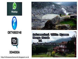 Penginapan Villa Dekat Tangkuban Perahu Lembang Bandung - Sewa Villa Lembang Villa Istana Bunga Bandung