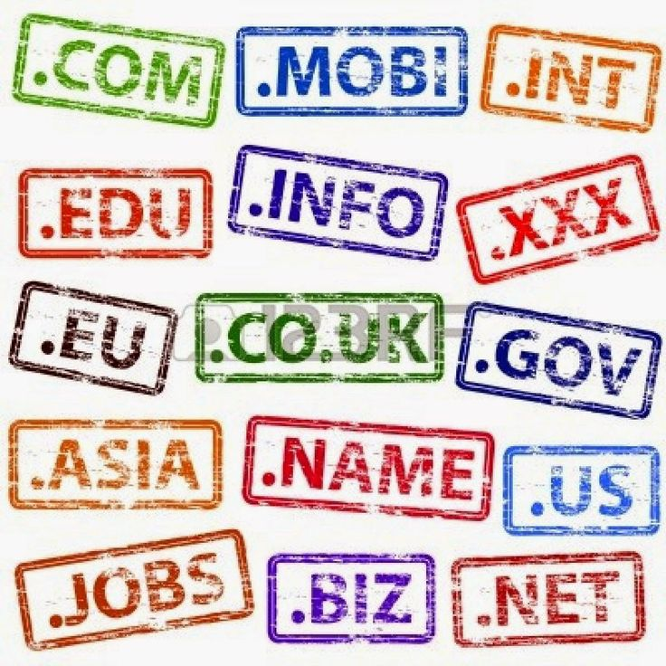 Domain Name Extension Identifying Locationbased