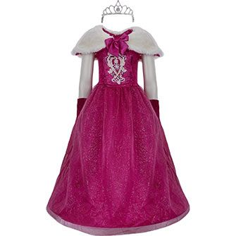 Pink Magnta Princess Costume