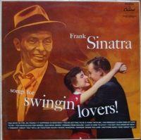 Frank Sinatra – Songs For Swingin' Lovers!  LCT 6106 Mono  Jazz, Pop Płyty Winylowe