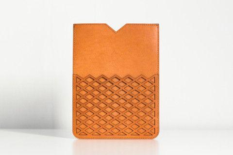 Net pocket. New case styles for the #ipadmini. http://www.bymargo.net