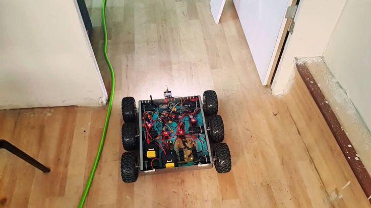 Fpv Arduino car control system turkey