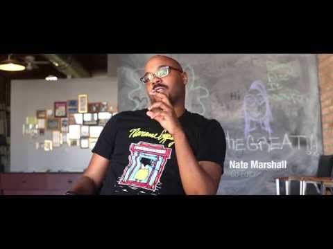 ▶ The Breakbeat Poets: New American Poetry in the Age of Hip Hop - YouTube