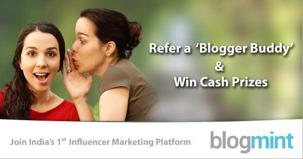 Hi Friends,I just registered myself on Blogmint.com.Amazing platform to monetize your Blogs,YouTube Video or Tweet.