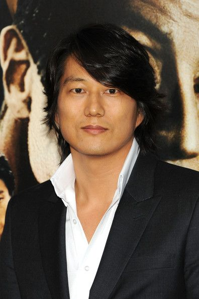 """Sung Kang Photo - """"Bullet To The Head"""" New York Premiere - Outside Arrivals  This movie has three very good looking men it."""