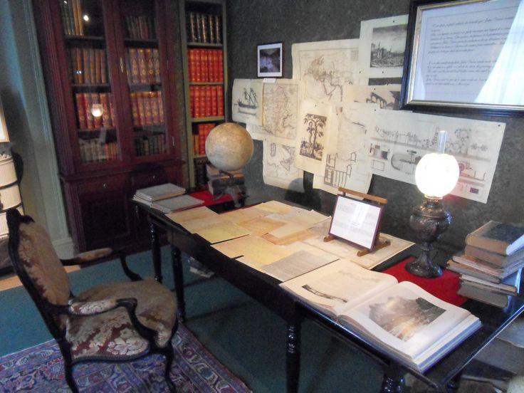 Тут работал Жюль Верн - Opiniones de viajeros sobre Maison de Jules Verne, Amiens - TripAdvisor