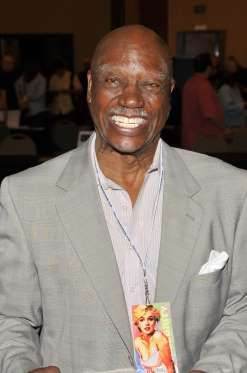 """TONY BURTON (MARCH 23, 1937 – FEB. 25, 2016) Actor Tony Burton, best known for playing Tony """"Duke"""" Evers in the hugely successful """"Rocky"""" (1976-2015) film series, died on Feb. 25, 2016. Burton had a brief boxing career before joining the acting business. Some of his other roles included """"Shade"""" (2003) and """"Hack!"""" (2007)."""