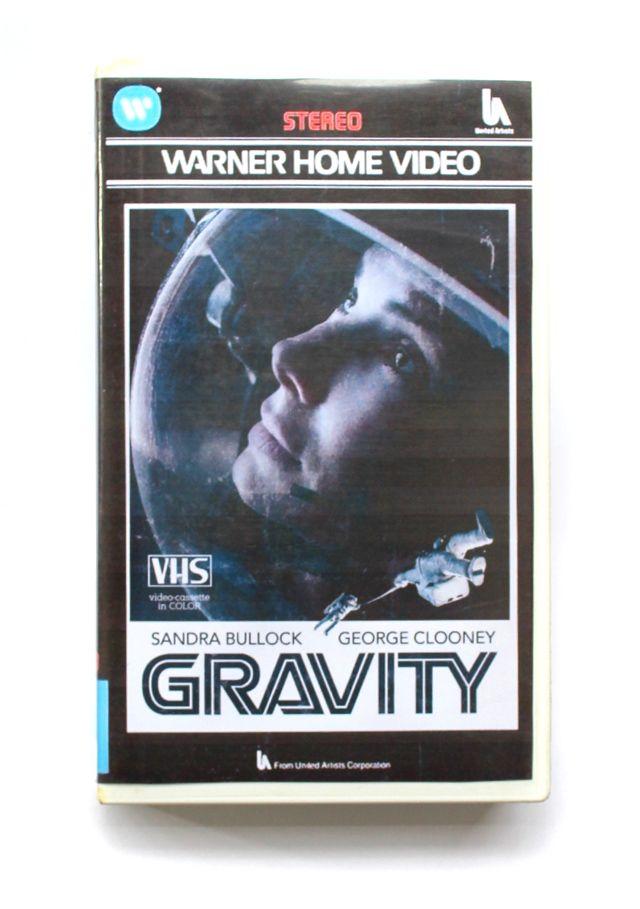 Gravity VHS