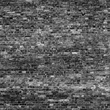 古いレンガ壁テクスチャ背景黒と白の色のテクスチャでハロウィンの背景 ...