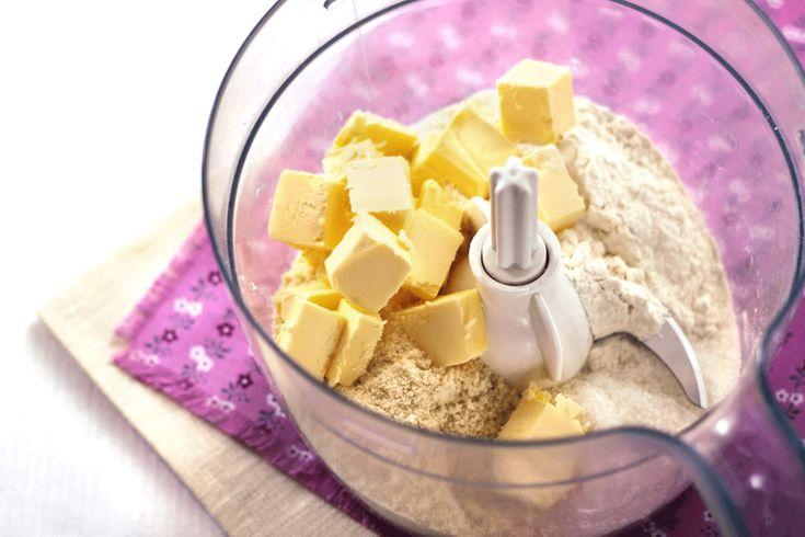 Aluat de tartă dulce sau sărat - rețetă pas cu pas. Rețetă de aluat fraged pentru tarte dulci sau sărate, plăcinte, biscuiți. Pate brisée. Shortcrust pastry.