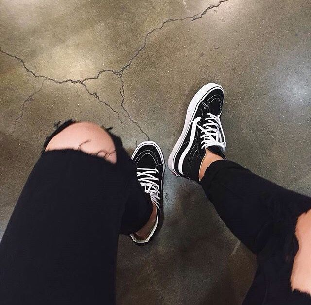 i want these vans in high tops soon bad b4 someone else gets them