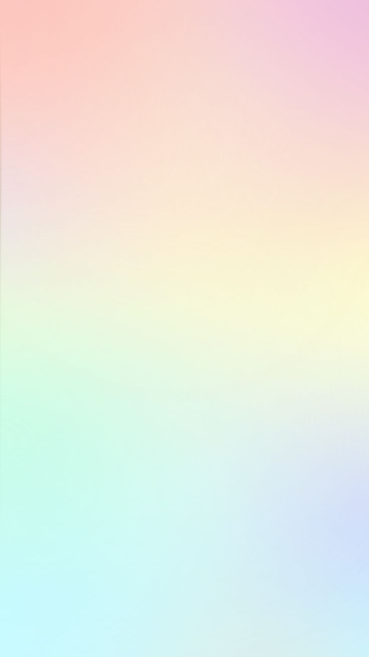 Iphone 6 wallpaper tumblr white - Pastel Colors Gradient Iphone Wallpapers