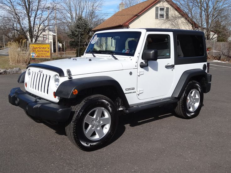 2012 JEEP WRANGLER SPORT for sale at Jeep wrangler sport