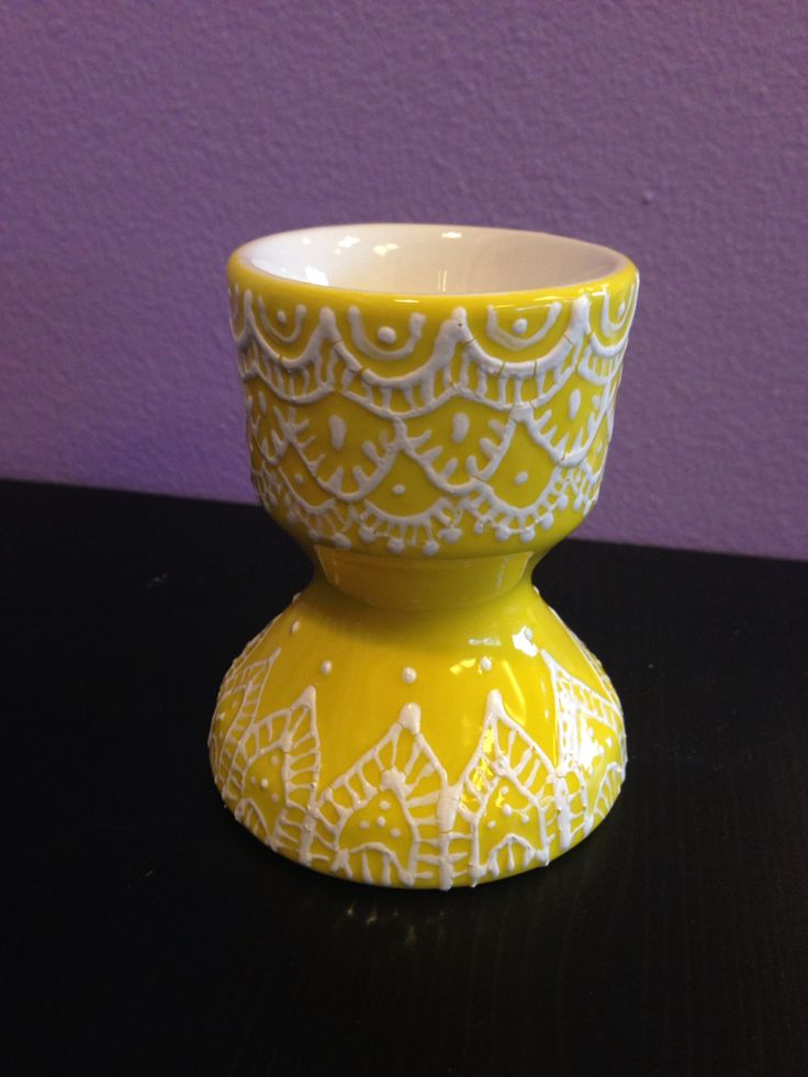 Egg cup!