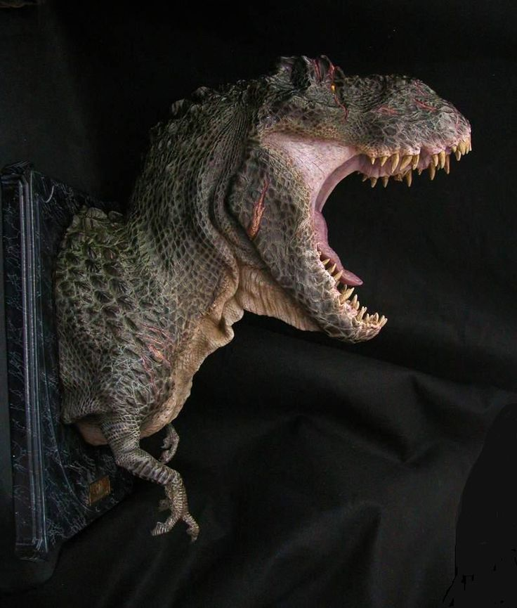 Dragonstooth Miniatures » Blog Archive » V-Rex Bust | DINO ...