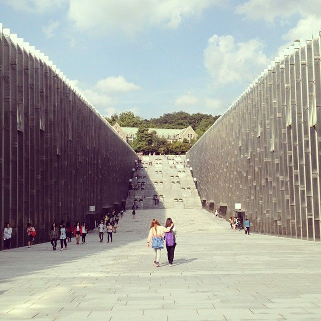 이화여자대학교 (Ewha Womans University) in 서울특별시