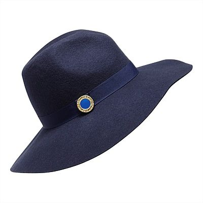 Ladies Hats, Spring Racing Hats, Fedoras & More | Mimco - HYPEREAL WIDE FEDORA