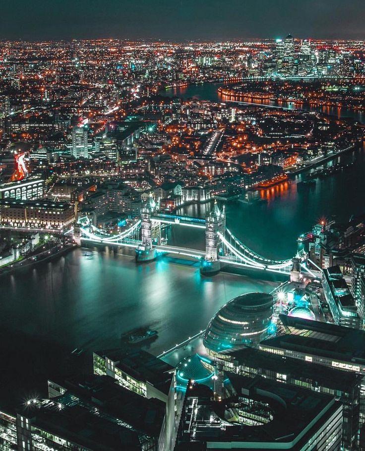 My Country Living - londongramer:  City views from @josh.perrett    ...