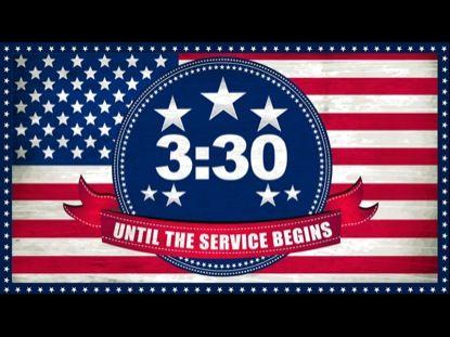 memorial day countdown clock