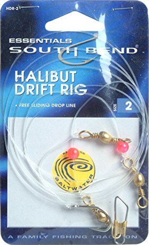 Hurricane Halibut Drift Rigs, #2  http://fishingrodsreelsandgear.com/product/hurricane-halibut-drift-rigs/?attribute_pa_size=2  Made of the highest quality materials Fishing terminal tackle rigs Another quality Hurricane product