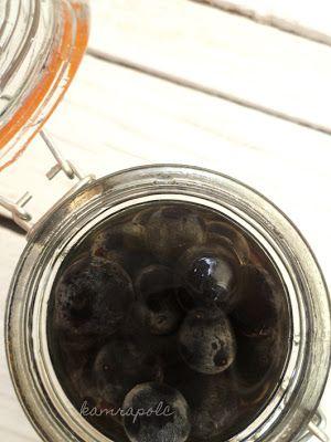kamrapolc: Házi balzsamecet otelló szőlőből