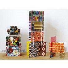 Eames Office // Eames House of Cards, medium kaartenhuis