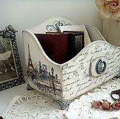 Магазин мастера Анна Кузнецова (lancom): кухня, шкатулки, корзины, коробы, мини-комоды, подарки на пасху
