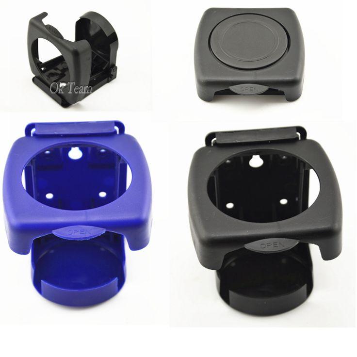 Car Styling Universale Pieghevole supporto di tazza Auto Supporto Della Bevanda Nera Multifunzionale Portabibite Automatica Delle Forniture supporto di Tazza Auto Accessori