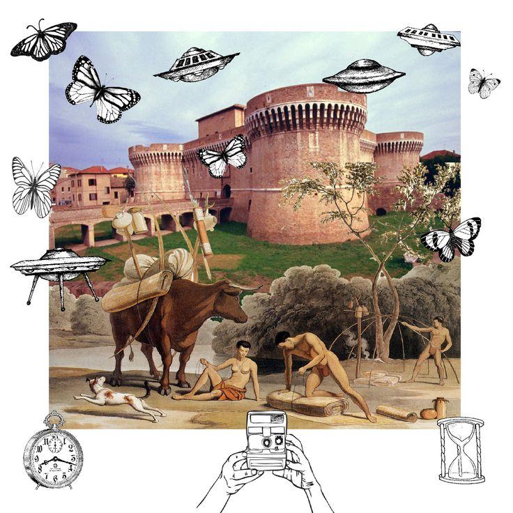 """""""Mostra Mercato dell'artigianato artistico Senigallia  2015"""" artwork"""