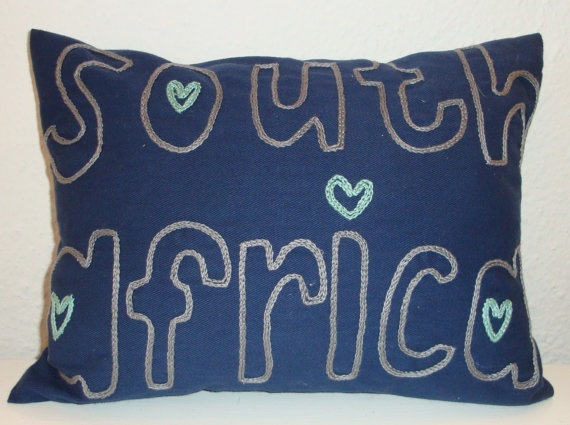 Something to lean on ...South African Design.