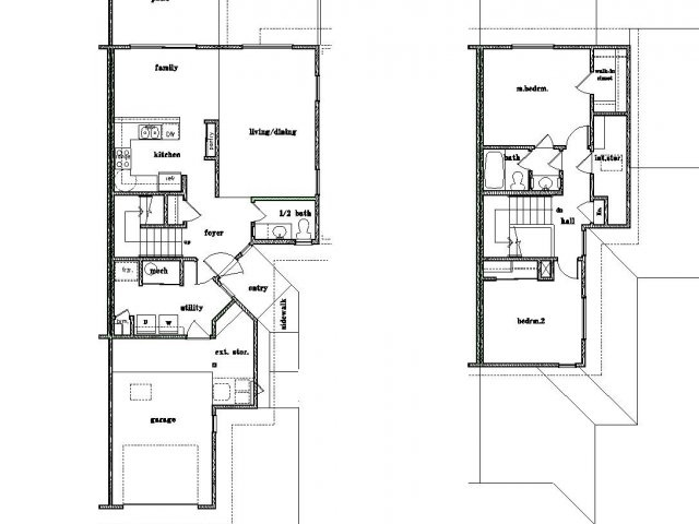 19 best navy housing images on pinterest hawaii for Hawaii floor plans