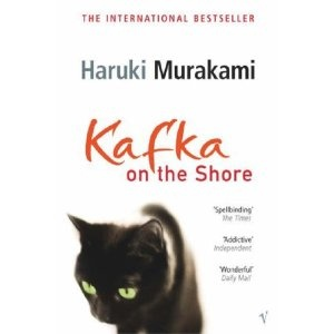 Kafka On The Shore by Haruki Murakami - great cover too
