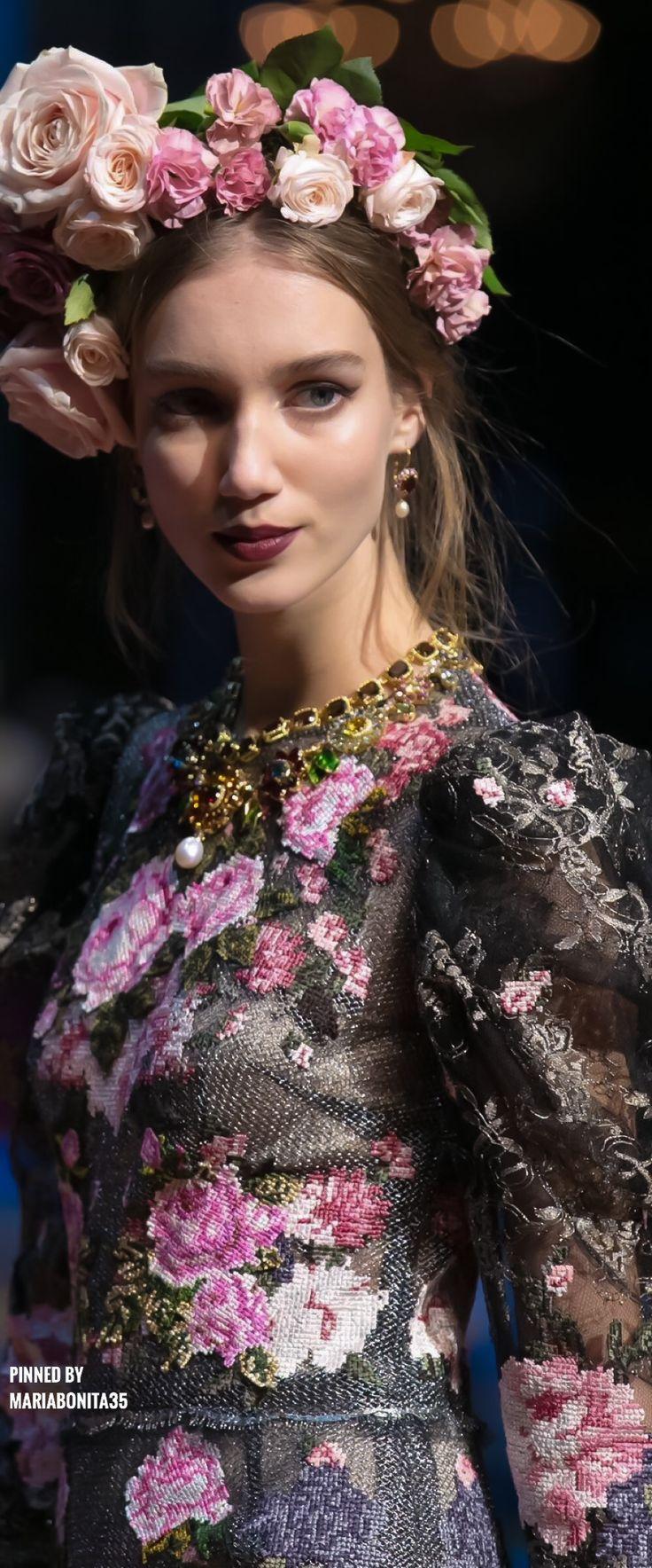 Dolce & Gabbana Alta Moda SS17