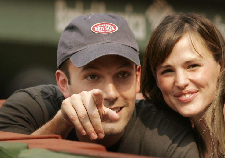 Jennifer Garner and husband Ben Affleck / Best famous couple ever!