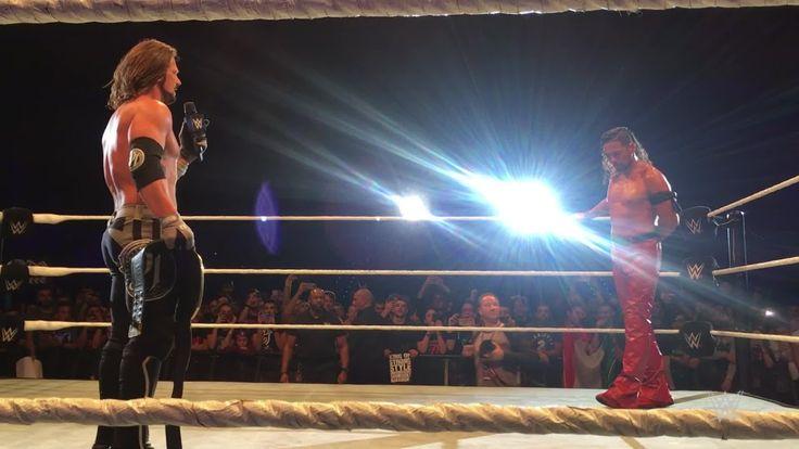 AJ Styles Not Interested In John Cena's Idea For A Big WWE WrestleMania 34 Match - WrestlingInc.com  ||  AJ Styles Not Interested In John Cena's Idea For A Big WWE WrestleMania 34 Match http://www.wrestlinginc.com/wi/news/2018/0306/637624/aj-styles-shoots-down-john-cena-idea-for-a-big-wwe-wrestlemania/?utm_campaign=crowdfire&utm_content=crowdfire&utm_medium=social&utm_source=pinterest