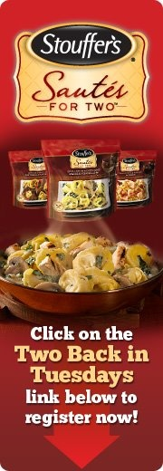 New Stouffer's coupon offer, receive up to 10 dollars in coupons-