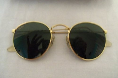 ray bans sunglasses p0t4  ray ban round sunglasses vintage ad