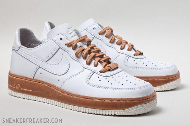"""Nike Air Force 1 Bespoke """"Back to Basics"""""""