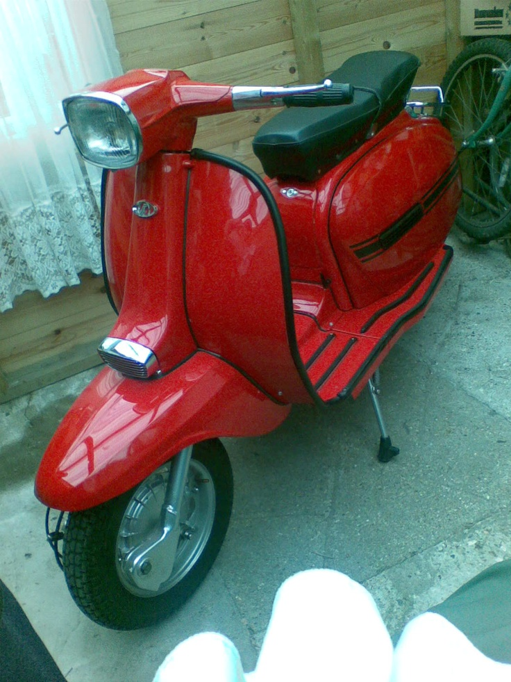 14 best My scooters /bikes images on Pinterest | Motor scooters ...