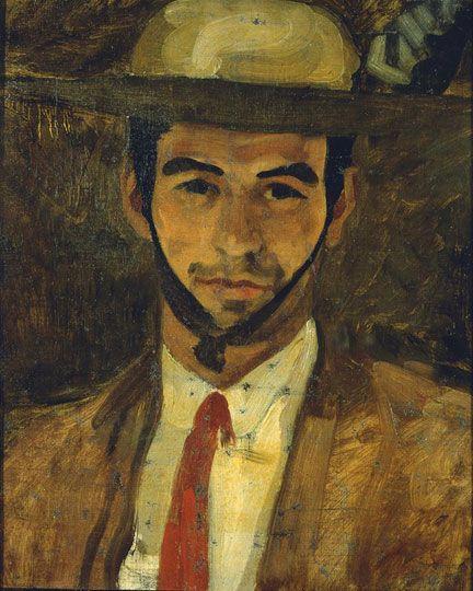 Ignacio Zuloaga - Retrato de hombre