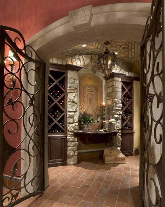 images of octagon room wine cellar - Google Search