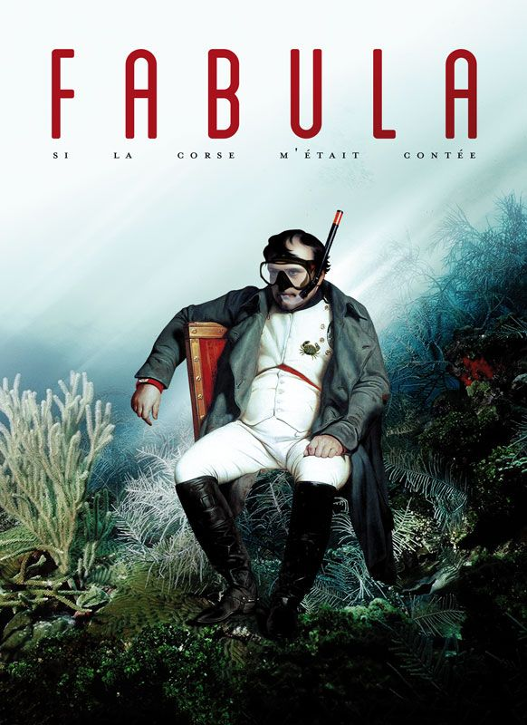 Editions Materia Scritta - Editeur de livres sur la Corse - Fabula n°2 - La submersion littorale!