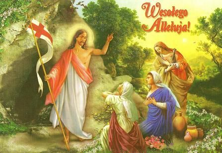 Śliczne kartki Wielkanocne – Jezusek | Serce Jezusa